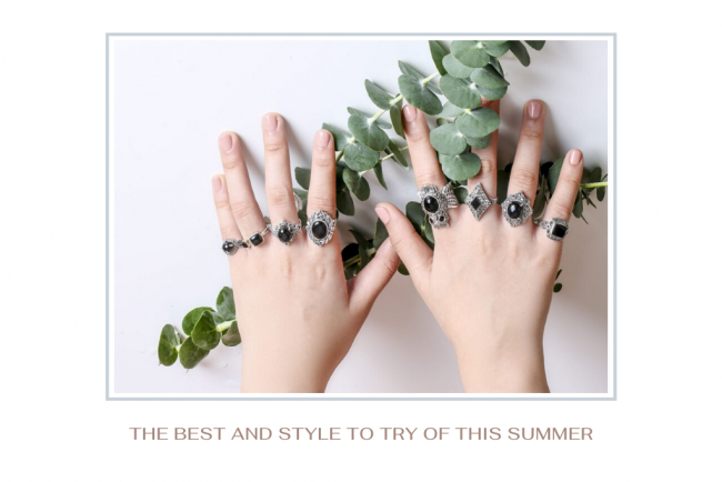 CZ jewelry manufacturer THE BEST AND STYLE TO TRY OF THIS SUMMER